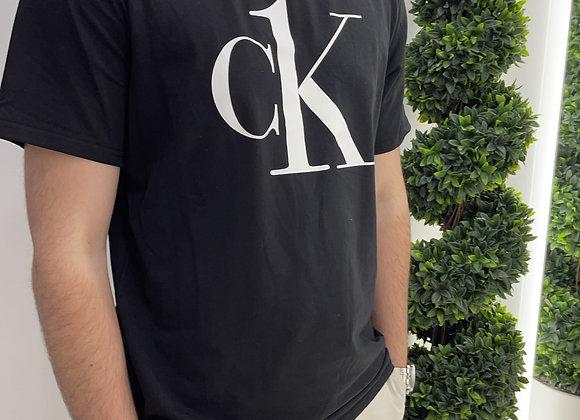 Calvin Klein T-shirt nera
