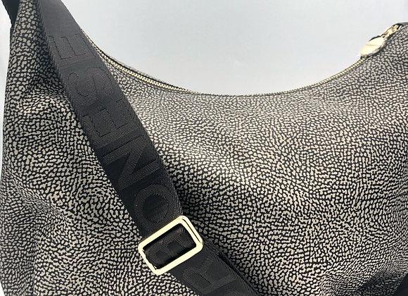 Borbonese - Luna Bag Middle marrone