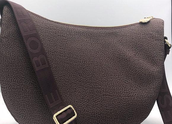 Borbonese - Luna Bag Middle bordeaux