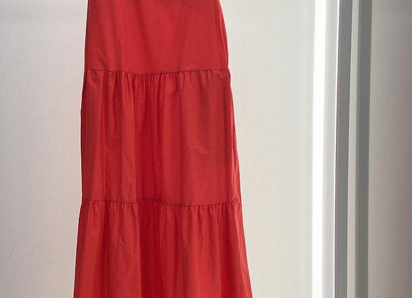 Vestito Emily-rosso