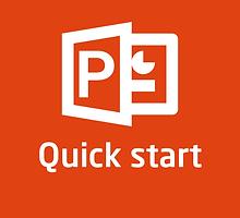 quickstart powerpoint