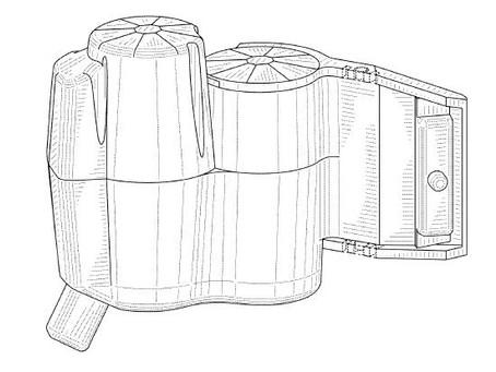 Prevent Patent Infringement, Patent Each Part, USD900404S1 Takeup Module Housing