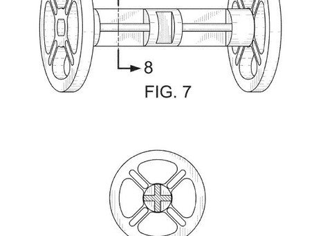 Protecting Creative Function: Film Spool U.S. Design Patent D836423