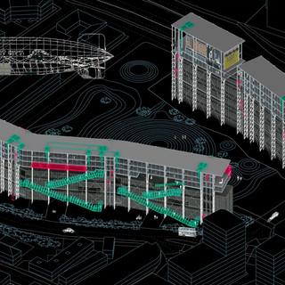 On RHG · Locura arquitectónica académica