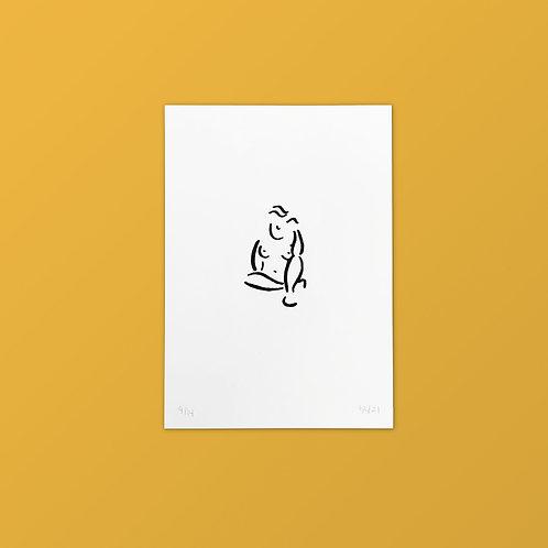 Serigrafía Bea · Serie Mis Gorditas