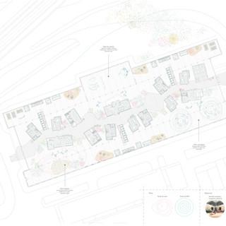 Start Up Town · floor plan