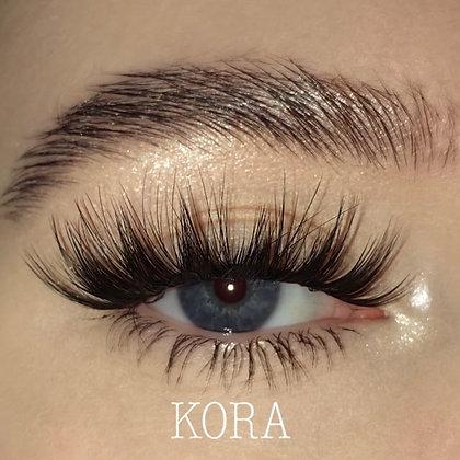 Kora (Purple marble collection)