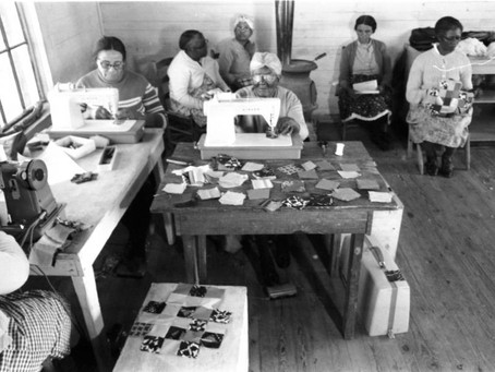Quilt Making: A Ritual from African Spirituality