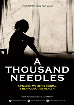 a thousand needles