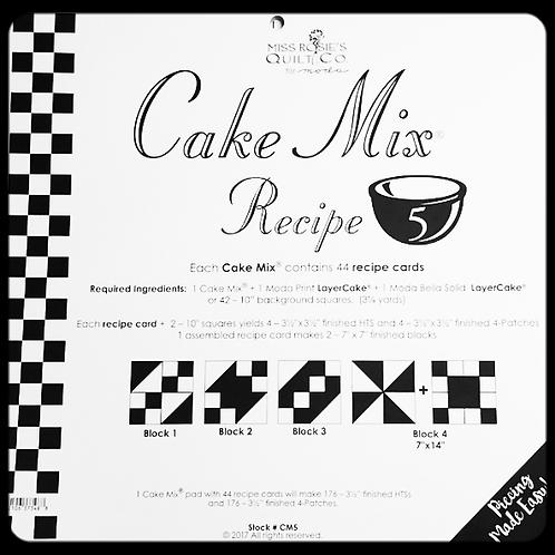 "10"" Cake Mix Recipe 5"