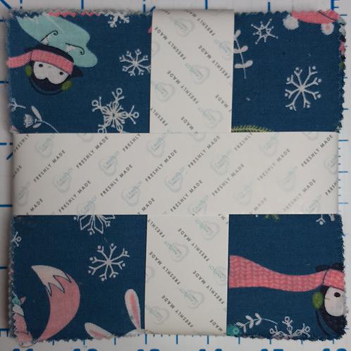 "Winter Wonderland 5"" Charm Pack"