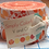 """Thumbnail: Orange Simply Colorful Jelly Roll 2.5"""" Strip - Junior"""