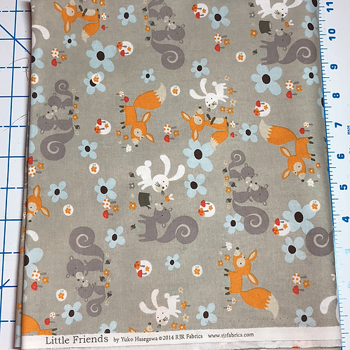 Little Friends Fabric