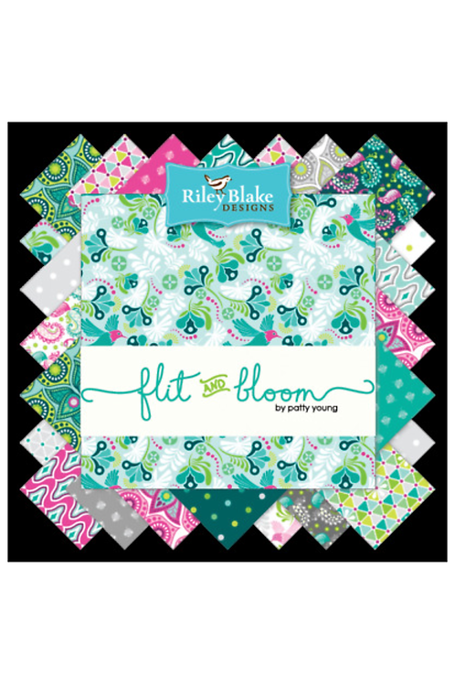 Fit and Bloom by Riley Blake