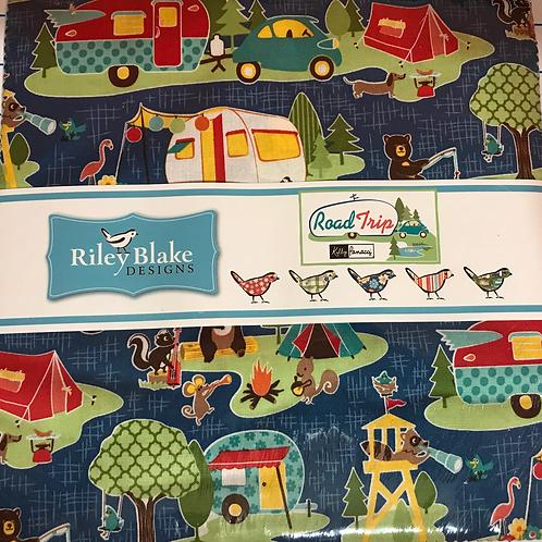 Road Trip ~ Riley Blake Designs - By Kelly Panacci