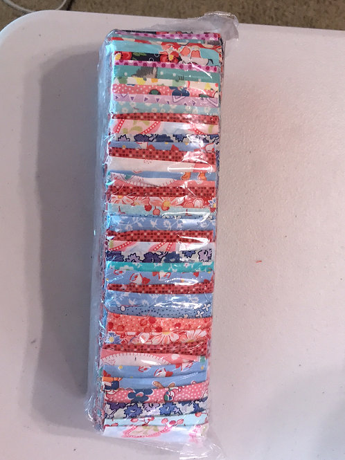 """30's 2.5"""" Jelly Roll"""