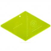 Rhombus Template