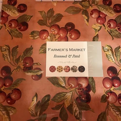 Farmers Market ~ Brannock & Patek ~ Moda