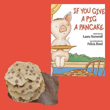 1- Give A Pig A Pancake