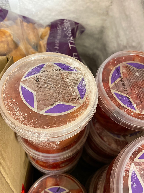 Subzi Pakora Sauce 300g frozen