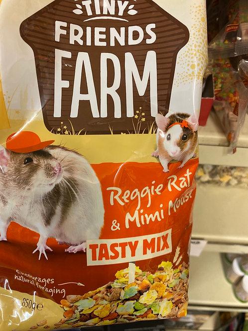 Reggie Rat Food 850g