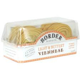 Border Light and BUTTERY VIENNESE