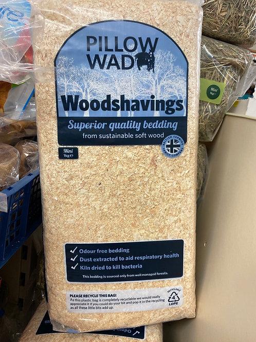 Woodshavings
