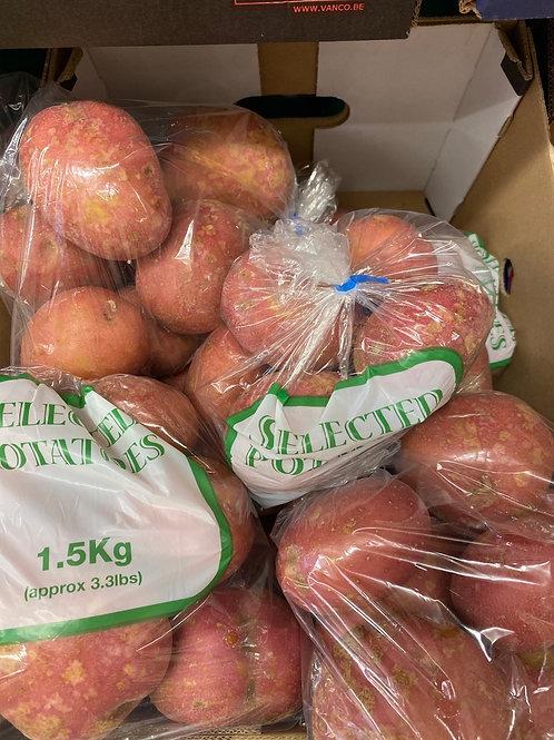 Rooster Potatoes 1.5 kilo