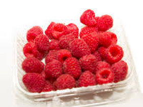Raspberries Special Offer two boxes for £1.50