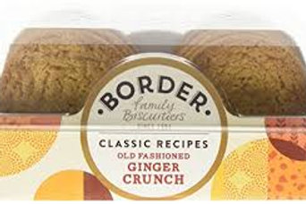 Border Ginger Biscuits