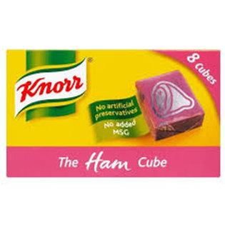 Knorr Ham Stock Cubes