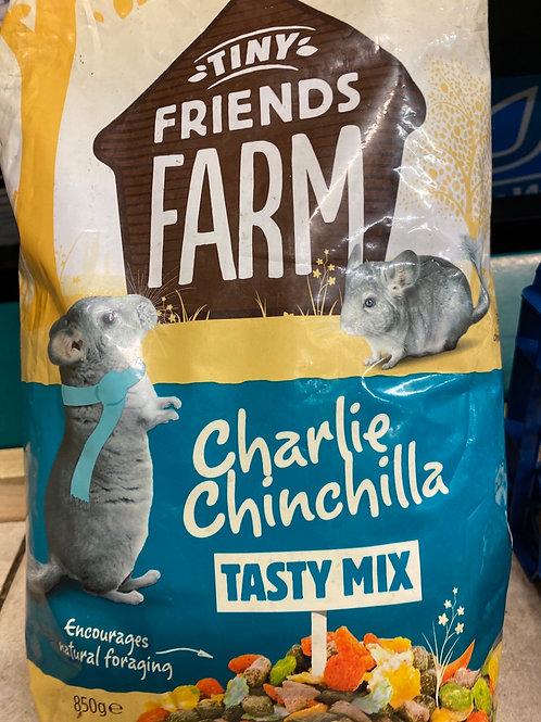 Charlie Chinchilla food 850g