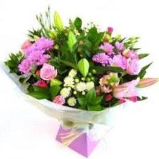 Mixed Flower Bouquet £30