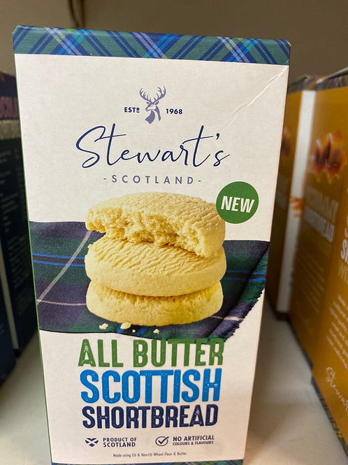 Stewart's All Butter Shortbread