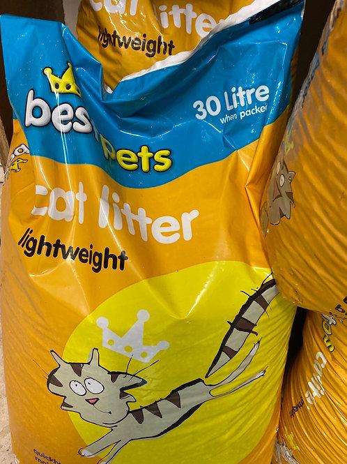 Bestpets Lightweight Cat Litter 30 litre