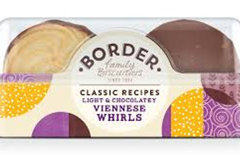 Border Light and Chocolatey Vienesse Whirl