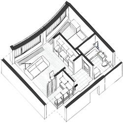 Апартаменты Мск 3д2