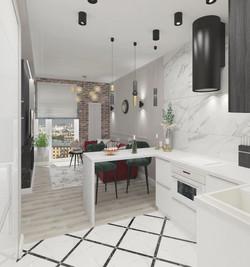 кухня-гостиная-1