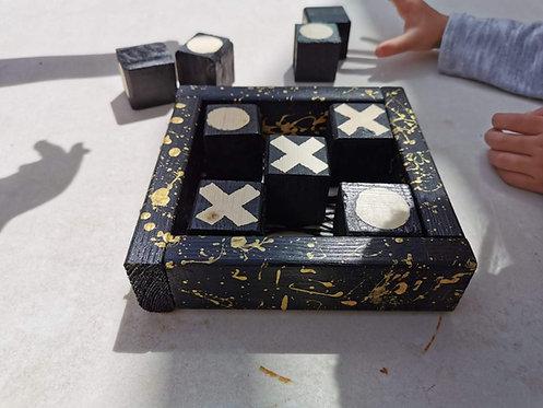 ערכה לבניית משחק איקס עיגול