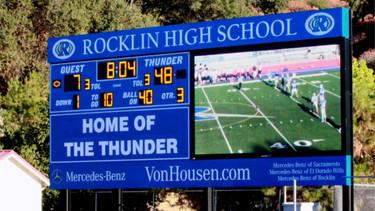 Football Scoreboard