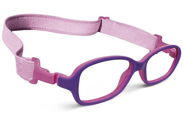 Purple Nano vista frame with headband available at Cranford Opticians, Hounslow, London