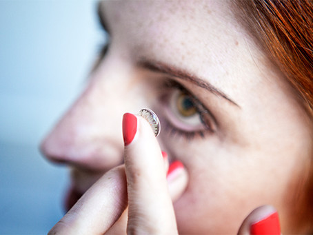 Considering Contact Lenses?