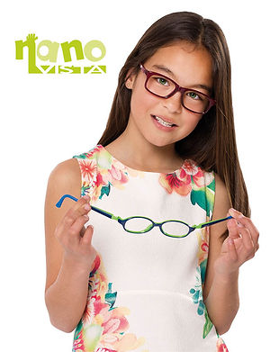 Nano vista glasses available at Cranford Opticians, Hounslow