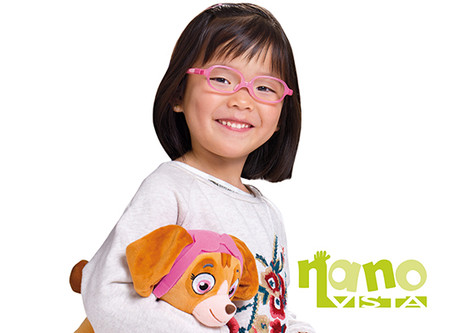 Nano Vista for Children at Cranford Opticians