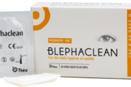 Blephaclean 20 wipes