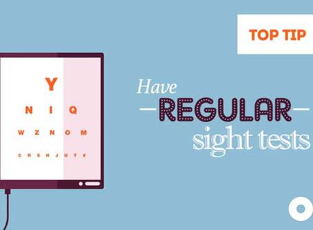 National Eye Health Week 2018