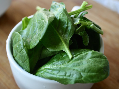 National Spinach Day