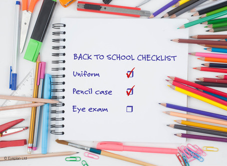 Back to School with Cranford Opticians