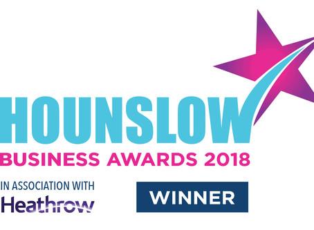 Cranford Opticians: Hounslow Business Awards winner 2018