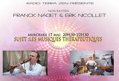 Frack Nabet et Erik Nicollet